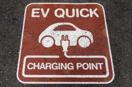 EV Quick Charging Point